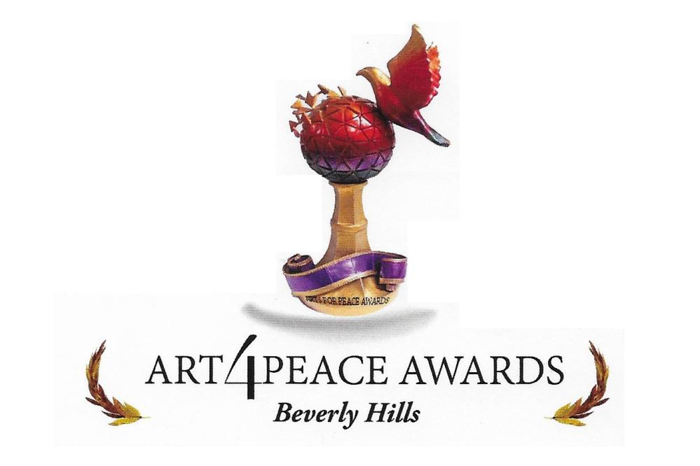 lucille-art 4peace awards, 2018